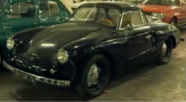 Renault avait aussi son karmann Ghia en 1950 Renaul10