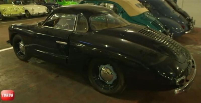 Renault avait aussi son karmann Ghia en 1950 Renaul11