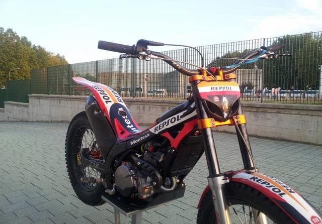 Montesa 4RT sur le Web 13779810