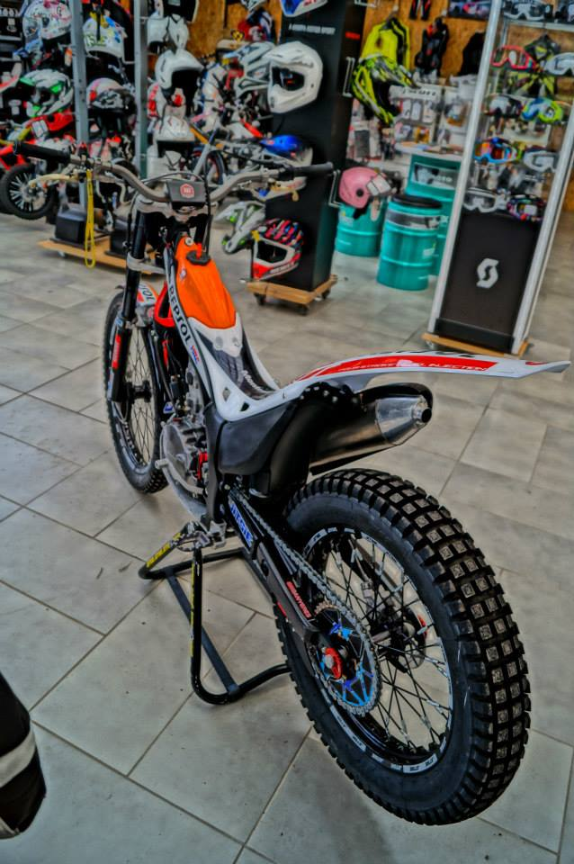La Montesa 4RT260 de Jano 14501710