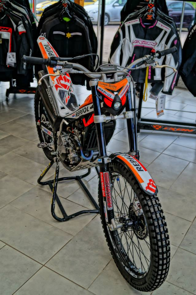 La Montesa 4RT260 de Jano 94595811