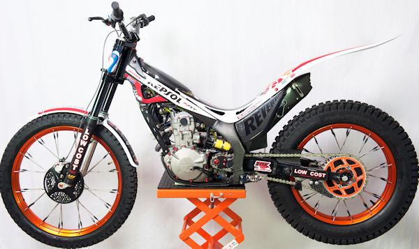 MONTESA 260 sur mototrial M0ntes10