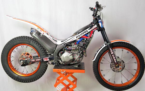 MONTESA 260 sur mototrial M0ntes11