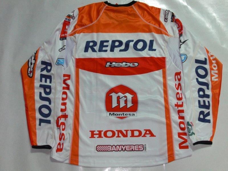 Tenue MONTESA / HONDA REPSOL chez BANYERES Ref_8310