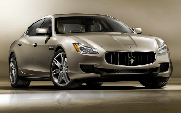 Designer Maserati Ghibli III serie 2013-m10