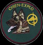 Les Maîtres Chiens de l'Armée de l'Air Chien-11