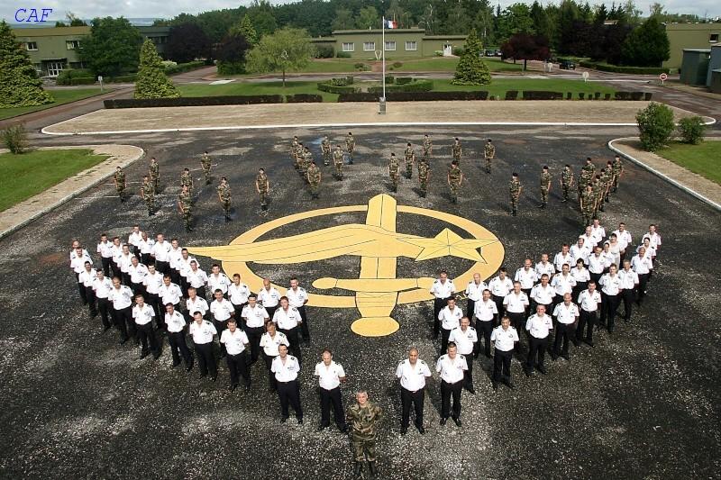 Escadron de Formation des Commandos de l'Air (E.F.C.A.) Place_10