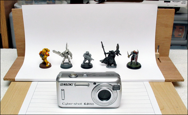 [Tutorial] Taking Photos of your Miniatures (by Hyun) 2008-010