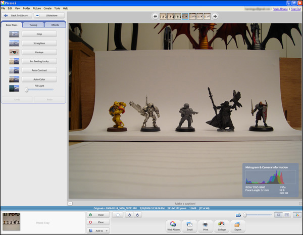 [Tutorial] Taking Photos of your Miniatures (by Hyun) 2008-021
