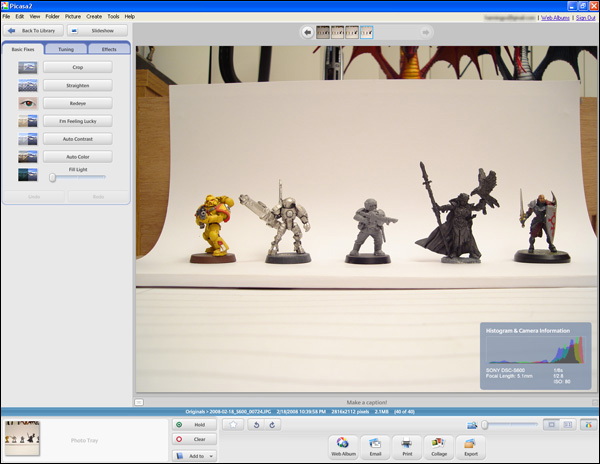 [Tutorial] Taking Photos of your Miniatures (by Hyun) 2008-024