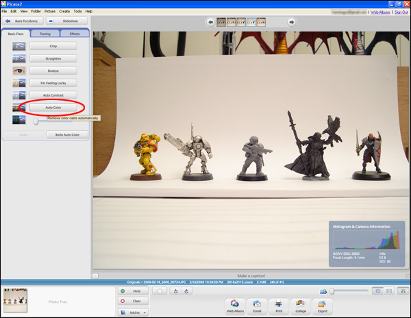 [Tutorial] Taking Photos of your Miniatures (by Hyun) 2008-030