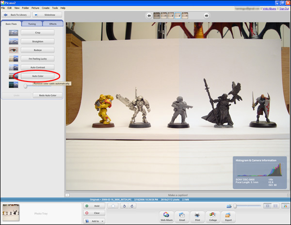 [Tutorial] Taking Photos of your Miniatures (by Hyun) 2008-031