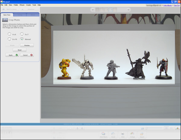 [Tutorial] Taking Photos of your Miniatures (by Hyun) 2008-035