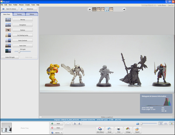 [Tutorial] Taking Photos of your Miniatures (by Hyun) 2008-036