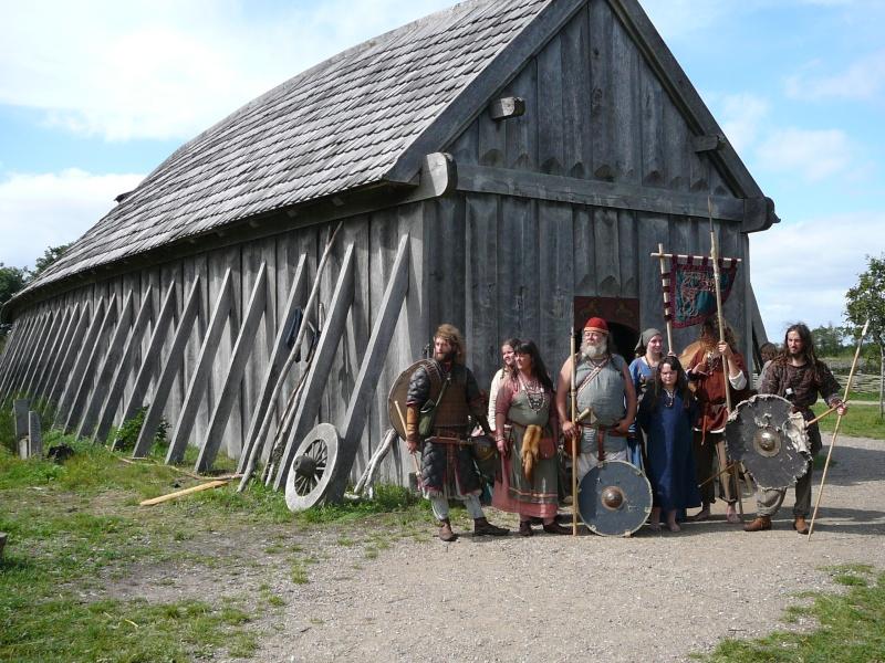 Vikingcentre - Ribe (Danemark) P1040112