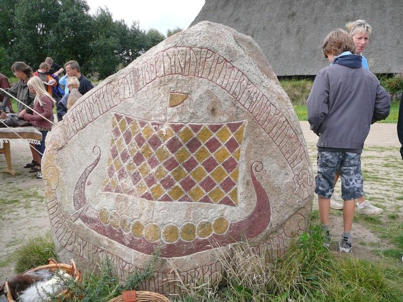 Archéosite de Bork Haven (Danemark) P1040220
