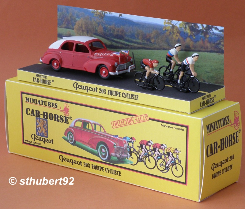 coffret Salza tour de France Peugeo11