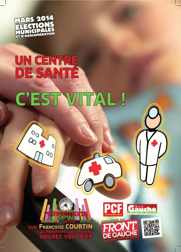 Rencontre le 3 mars 2014 sur la création d'un Centre de Santé Cergy_10
