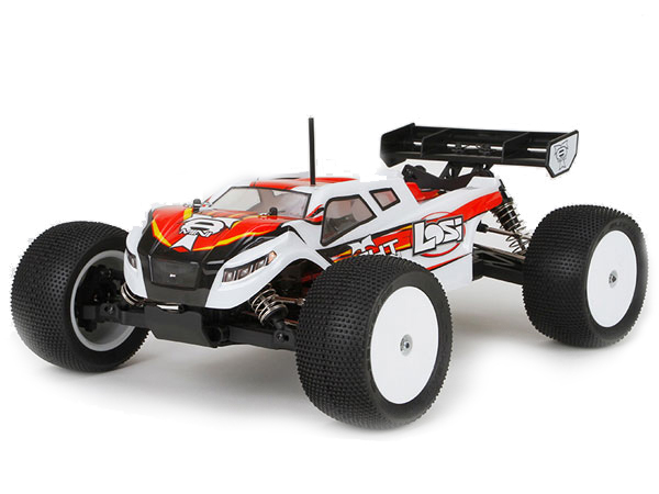 MON....Basher SaberTooth 1/8 Scale Truggy Los01010