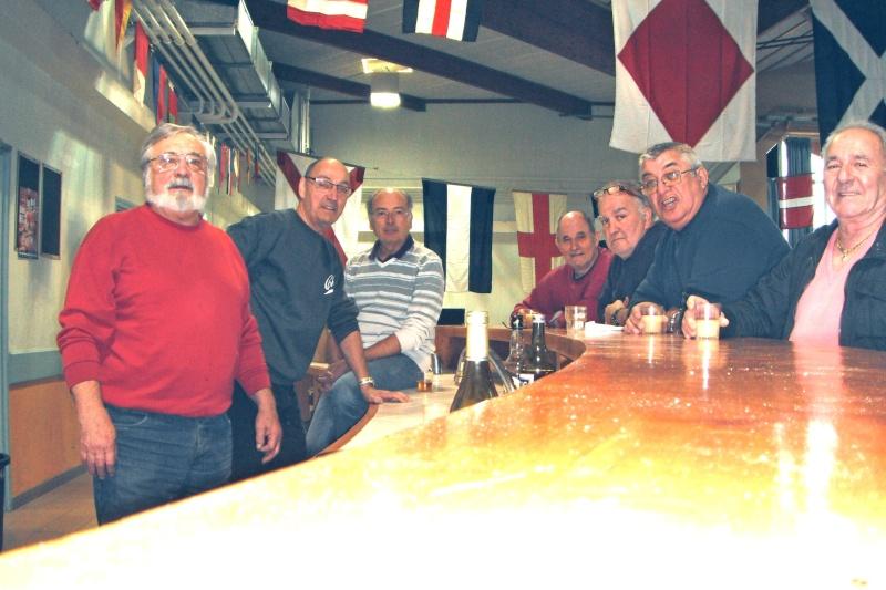 [ Associations anciens Marins ] Amicale des Anciens Marins du Canton de Valreas 84 01710