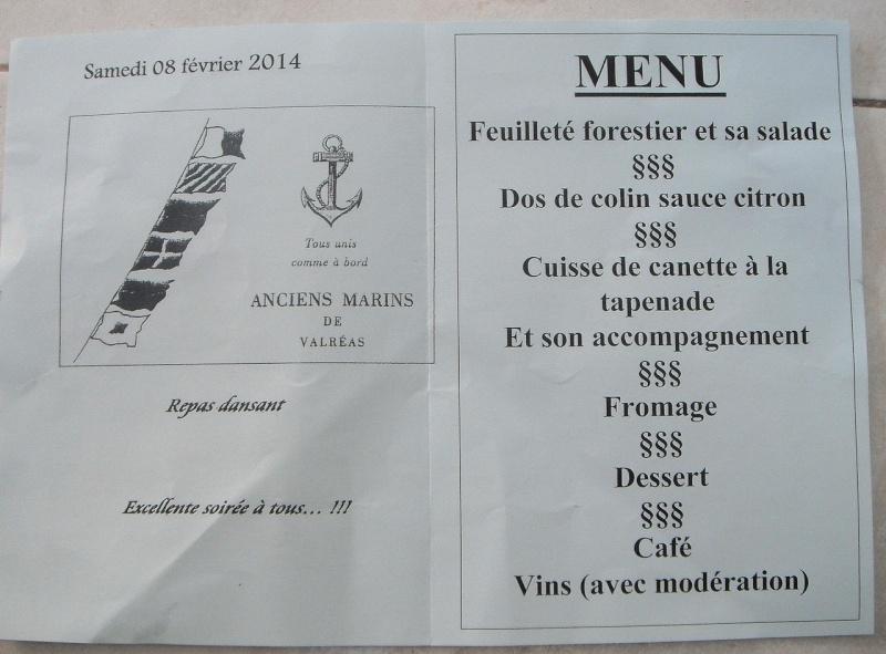 [ Associations anciens Marins ] Amicale des Anciens Marins du Canton de Valreas 84 04010