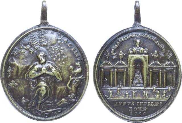 San Pedro / Jubileo 1750  (R.M. SXVIII-O446) Jubile11