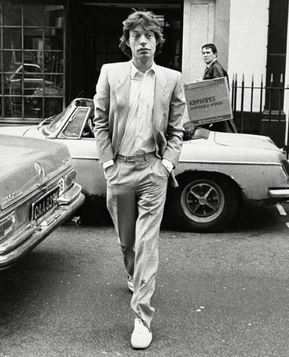 Les w108 w109 des célébrités  Jagger10