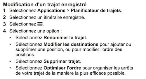 """Problème avec l'application """"Planification de trajets"""" depuis firmware 4.20 Captur59"""