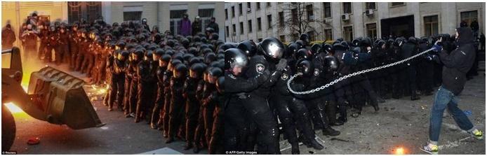 Прямая демократия – главный аргумент против федерализации Украины. Berkut10