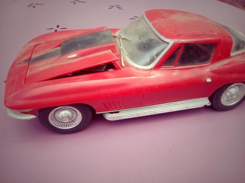 '65 Corvette 1/12 Monogram Photo_57