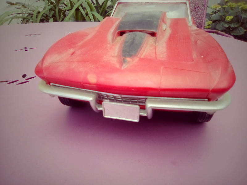 '65 Corvette 1/12 Monogram Photo_61