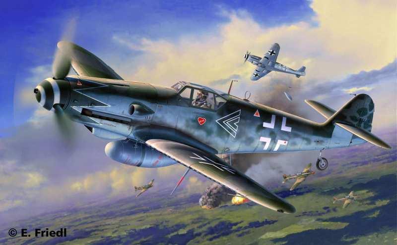 Aviation - NOUVEAUTÉS, RUMEURS ET KITS A VENIR - Page 9 Bf109g10