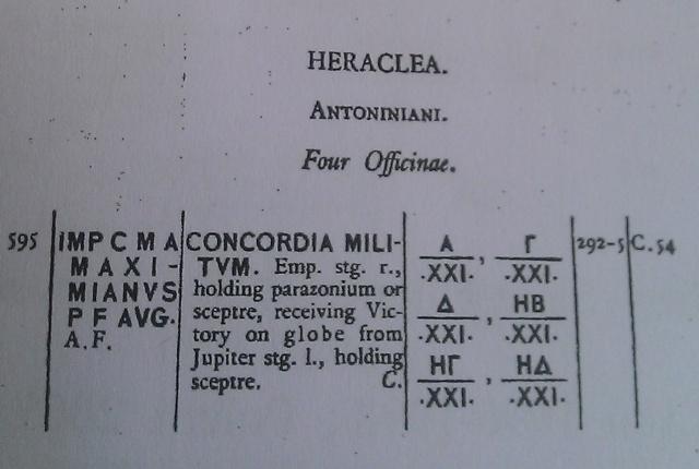 Maximiani Monetae - Page 4 Haracl10