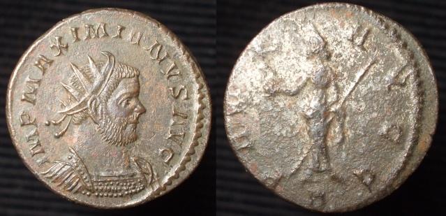 Maximiani Monetae Maximi17