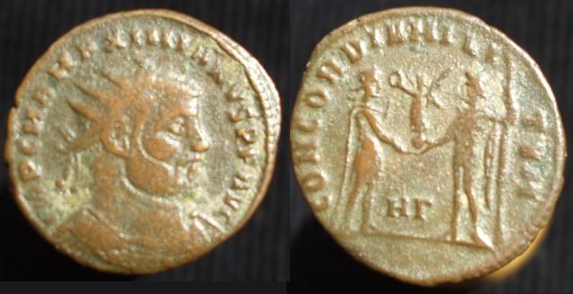 Maximiani Monetae Maximi22