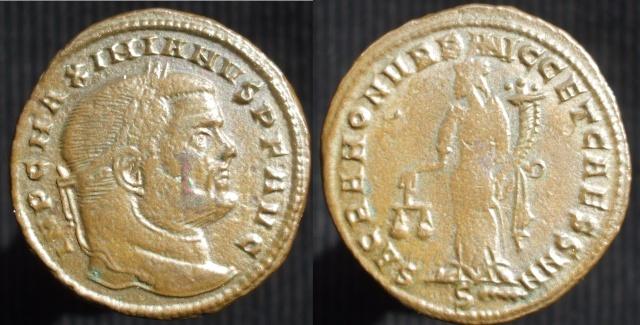 Maximiani Monetae Maxmie10