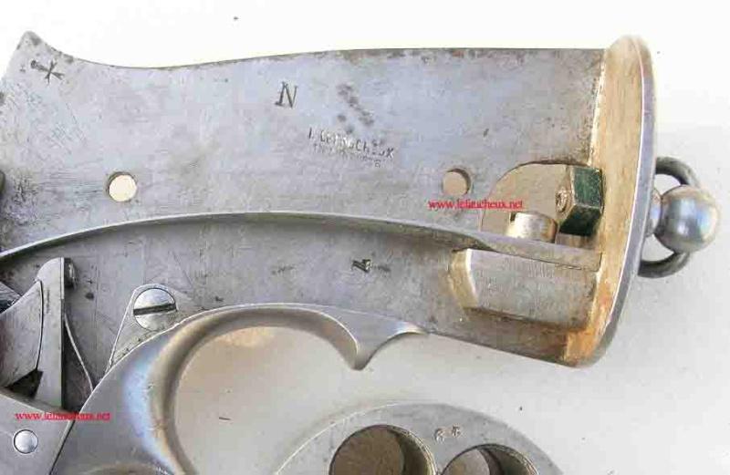 Revolver Lefaucheux 1870 de Marine particulier Lefauc11