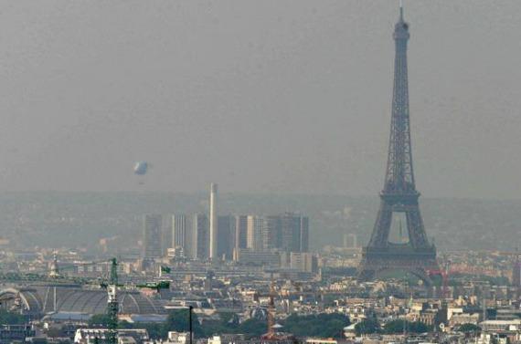 L'air pollué a encore de beaux jours devant lui 63820110