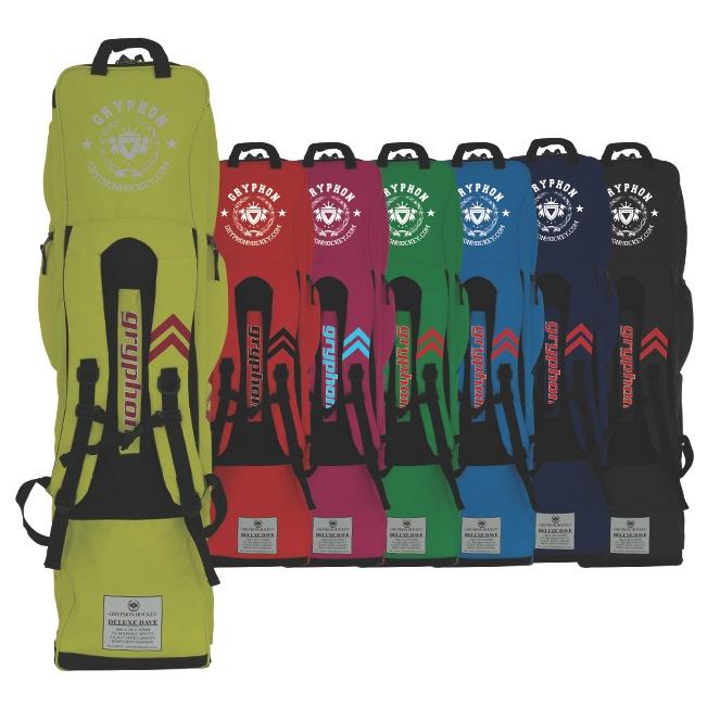 Nouveaux sacs pour cerfs-volants 4 lignes  -  Air-One Shop Deluxe12