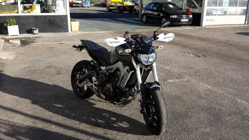 """MT09 """"roger moto"""" 20131110"""