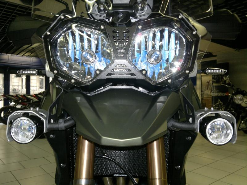 Triumph Tiger Explorer XC 2014 !!! 15022018