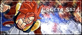 New galerie cell Gogeta17