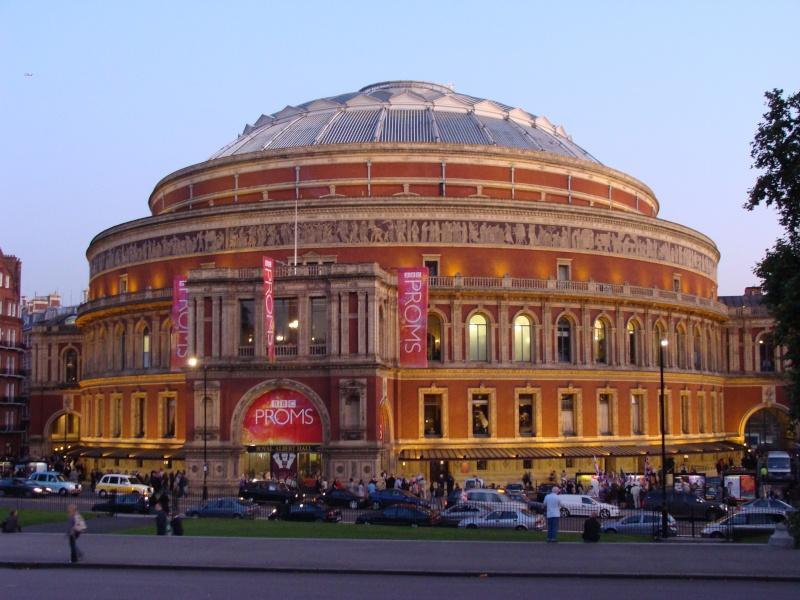 Londres, Royal Albert Hall.. Royal_10