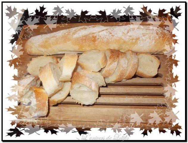 Pain et baguette avec farine Soezie Dscn0916