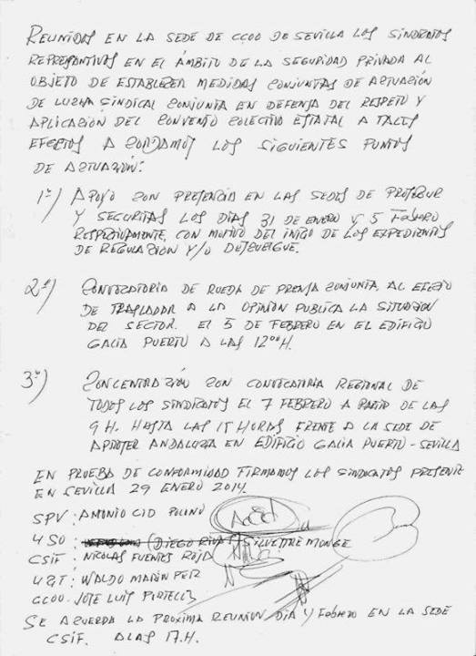 ASAMBLEA DE TRABAJADORES DE SECURITAS EN  MÁLAGA Asambl10