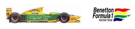Equipes e Pilotos - 14ª Temporada / Teams and Drivers - 14th Season Benett10