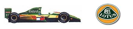 Equipes e Pilotos - 13ª Temporada / Teams and Pilots - 13th Season Lotus910