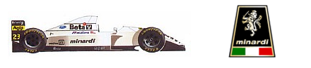 Equipes e Pilotos - 14ª Temporada / Teams and Drivers - 14th Season Minard11