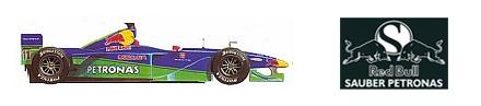 Equipes e Pilotos - 14ª Temporada / Teams and Drivers - 14th Season Sauber14