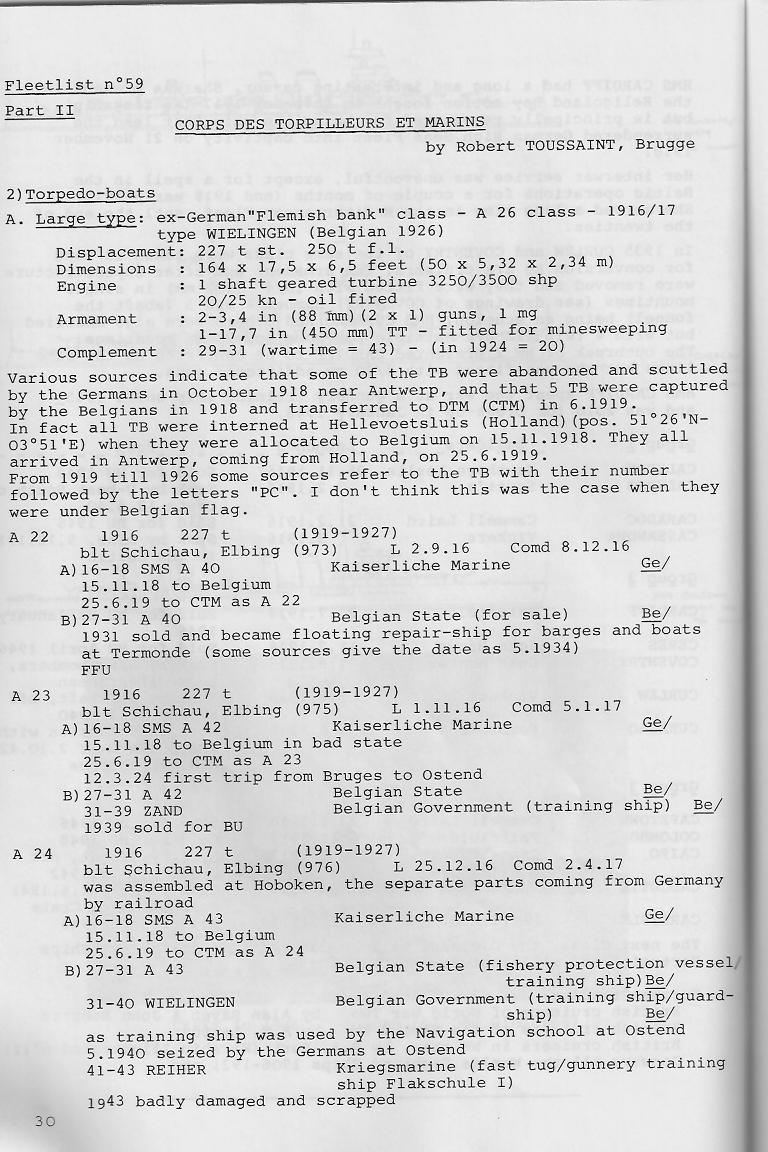 Patrouilleur côtier A6 - Page 2 710